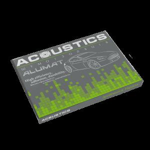 ACOUSTICS Alumat 2,2 Виброизоляция  370x500мм